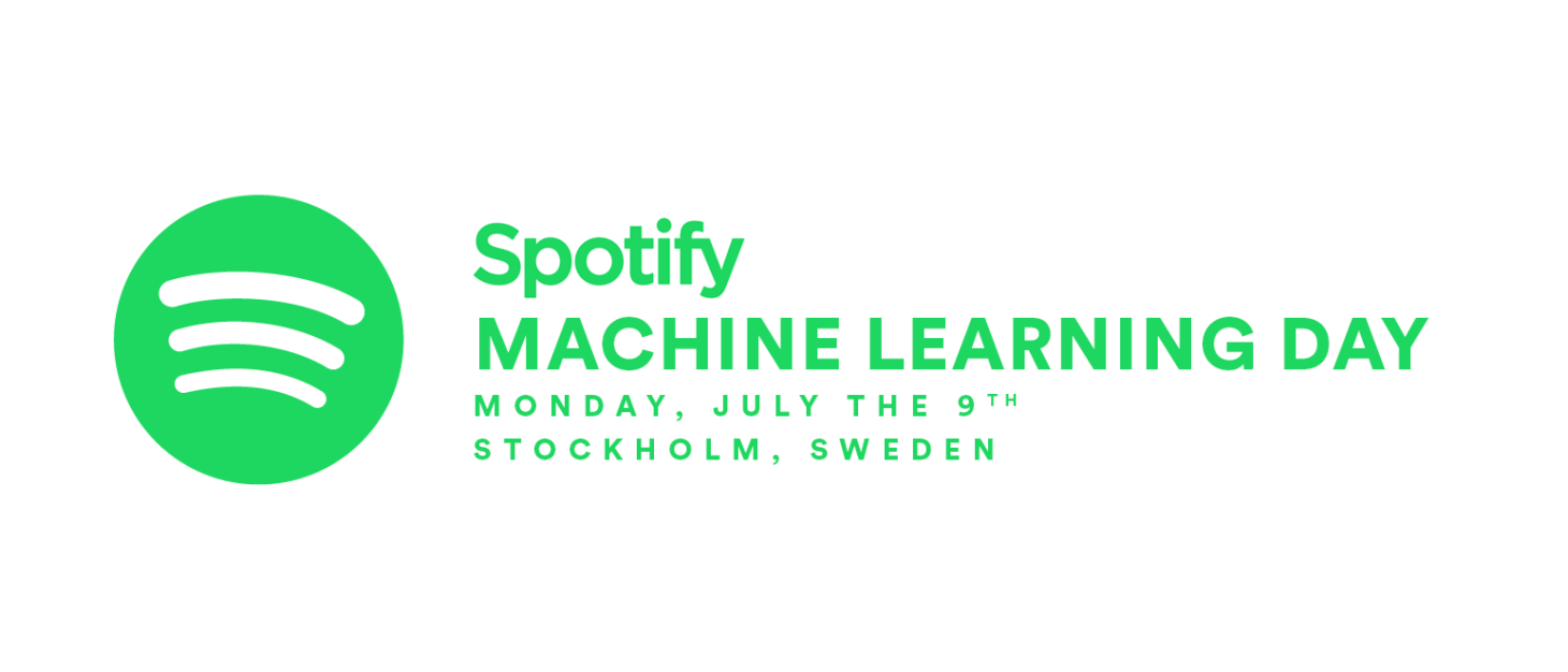 Spotify ML Day